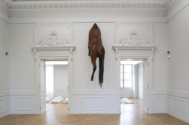 Maurizio Cattelan - Monnaie de Paris
