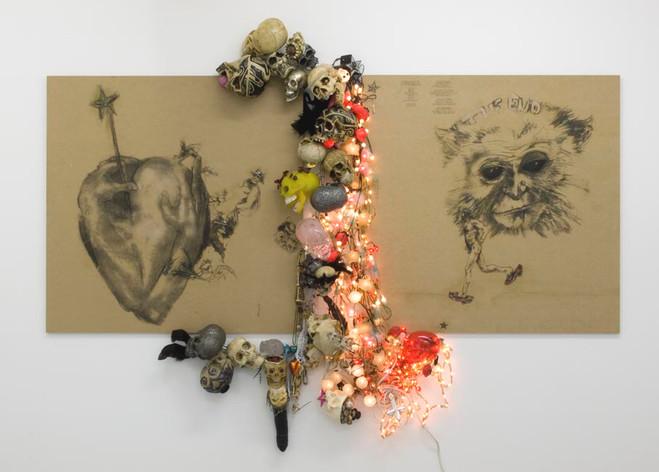 Jean-Luc Verna - MAC VAL Musée d'art contemporain du Val-de-Marne