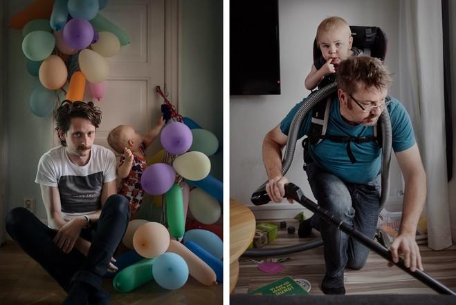 Papas—Johan Bävman - Institut suédois