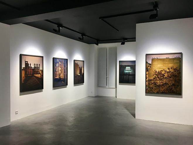Alain Cornu - Galerie Thierry  Bigaignon