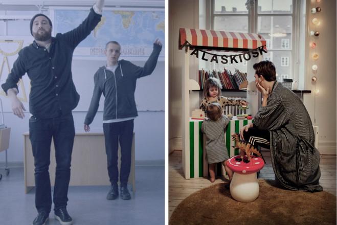 Afterworks x 2 : Nouvelles masculinités - Institut suédois
