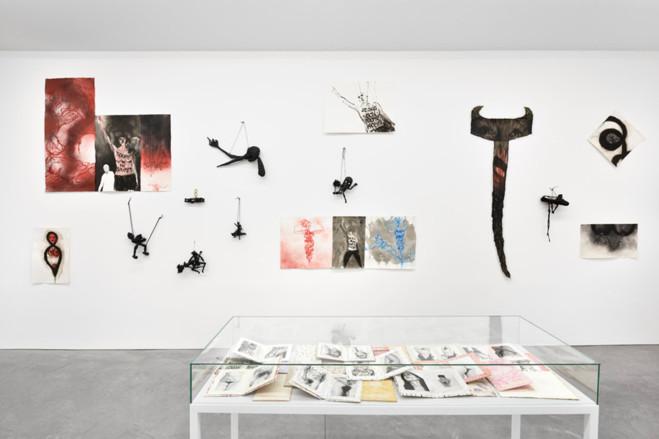 Annette Messager - Librairie Marian Goodman