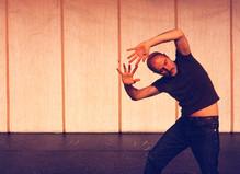 Alain Michard, En danseuse - Les Laboratoires d'Aubervilliers