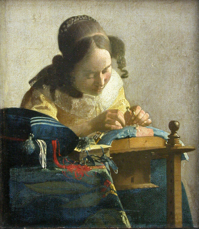 Vermeer et les maîtres de la peinture de genre - Le Louvre