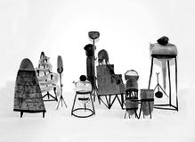 Matthieu Raffard - Progress Gallery