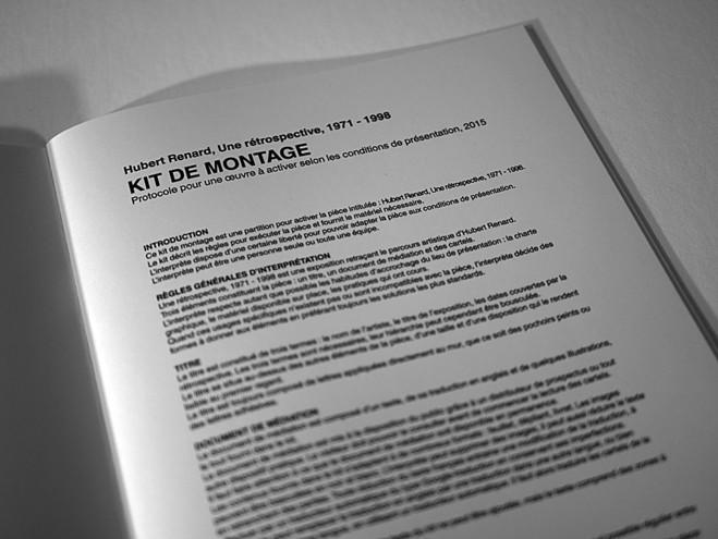 Une rétrospective, 1971-1998 - Mfc – Michèle Didier Gallery