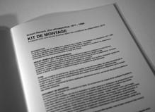 Une rétrospective, 1971-1998 - Galerie Mfc – Michèle Didier