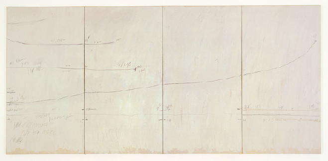 Cy Twombly - Gagosian Gallery