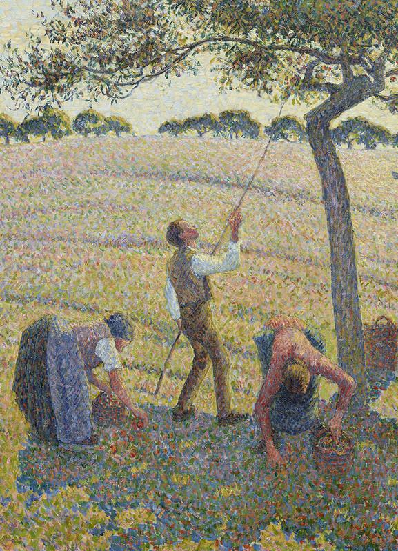 Pissarro à Éragny - Musée du Luxembourg