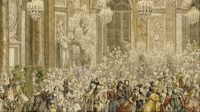 Fêtes et divertissements à la Cour - Château de Versailles