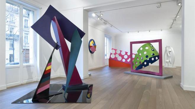 Phillip King - Galerie Lelong & Co