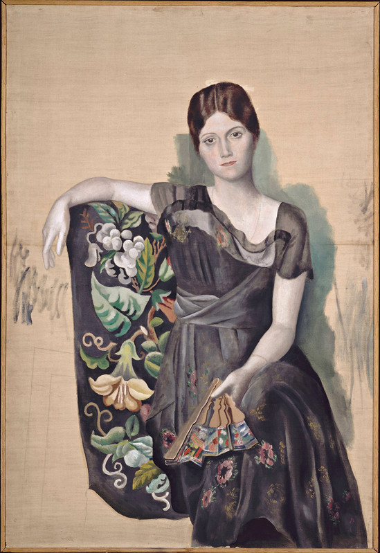 Olga Picasso - Musée Picasso
