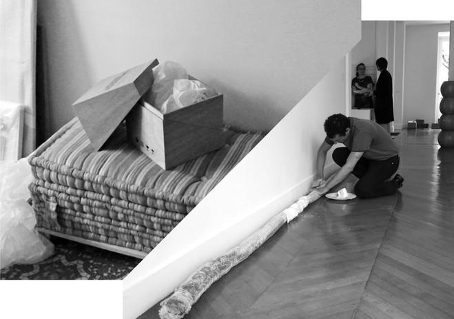 Tes mains dans mes chaussures 2 sur 3 - La Galerie, centre d'art contemporain