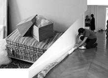 Tes mains dans mes chaussures 2 sur 3 - La Galerie centre d'art contemporain