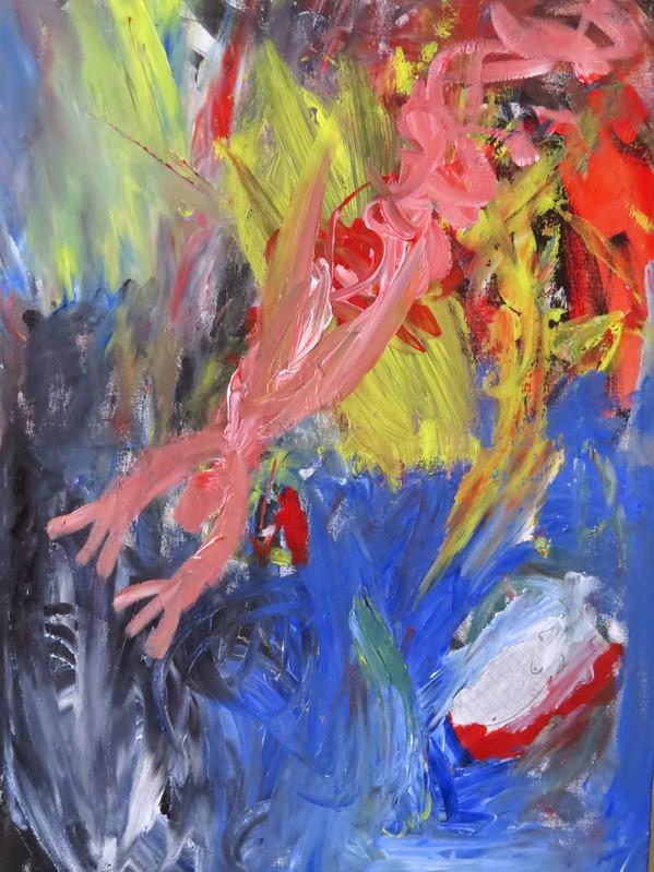Jepenseavec des mots,Des sons,desnuages, Des livres et desbabioles - Galerie Maria Lund