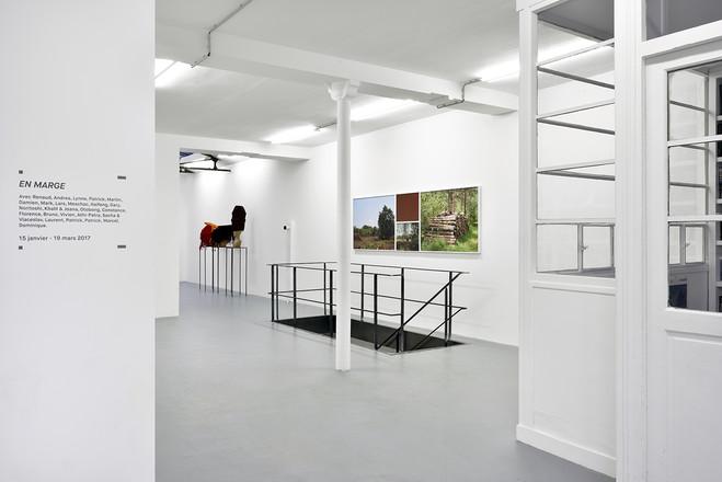 En marge - Galerie In Situ