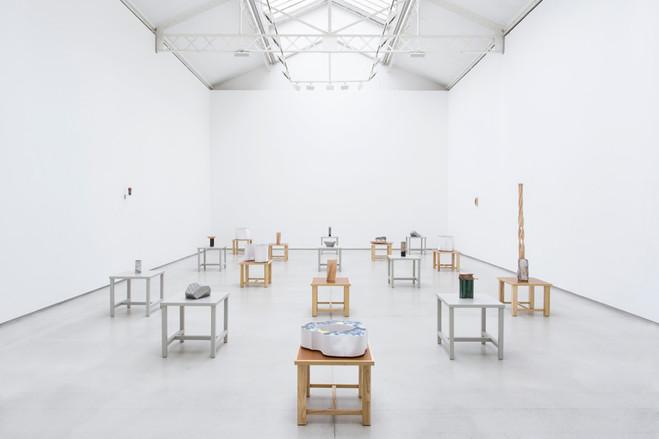 Richard Deacon - Galerie Thaddaeus Ropac Marais