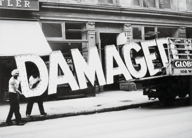 Walker Evans - Centre Georges Pompidou