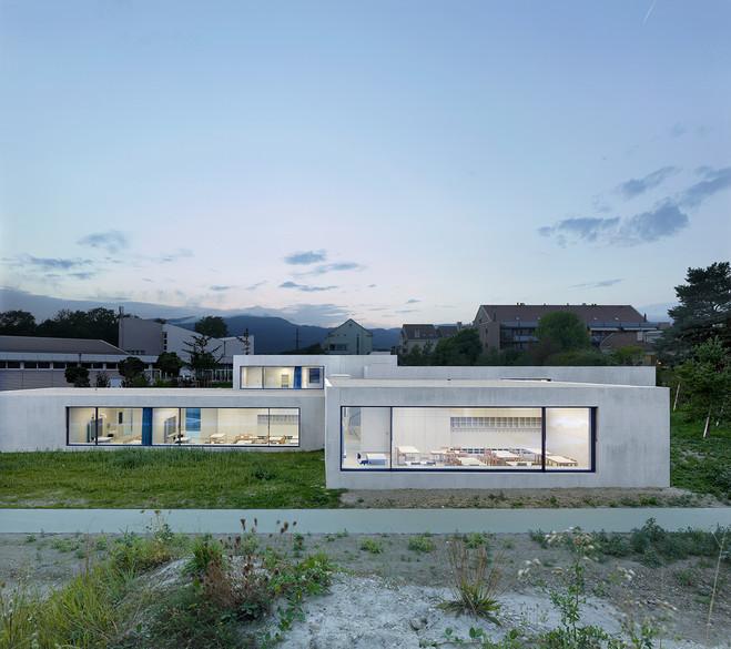 Pierre-Alain Dupraz architecte - La Galerie d'Architecture