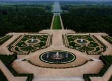 Voyage d'hiver - Château de Versailles