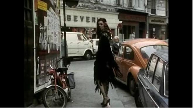 Projection du film Les intrigues de Sylvia Couski d'Aldolpho Arrietta - La Maison rouge