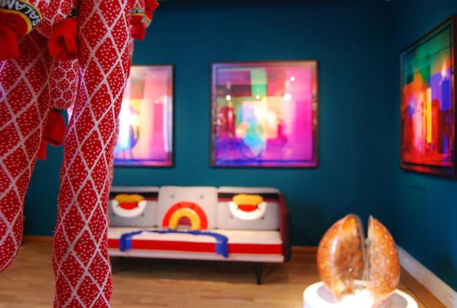 Exposition solo Henrik Vibskov - Maison du Danemark
