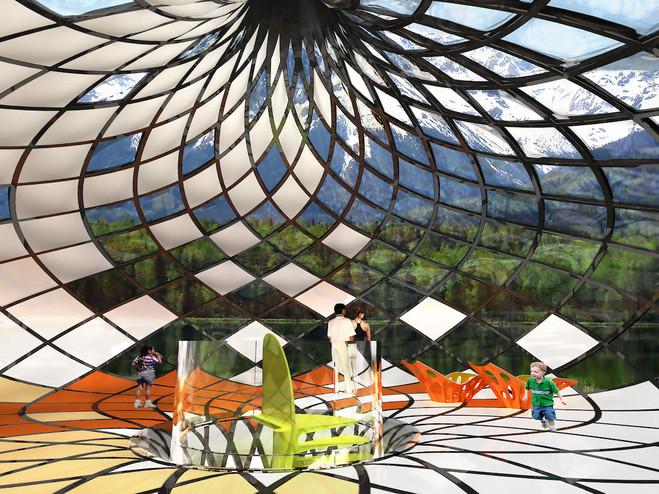 Ross Lovegrove - Centre Georges Pompidou