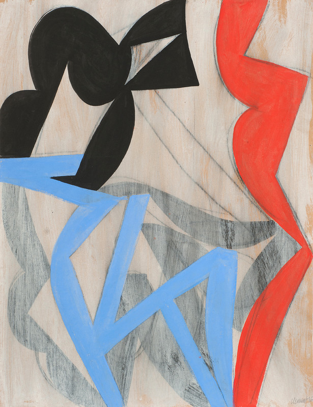 Alain Clément - Catherine Putman Gallery