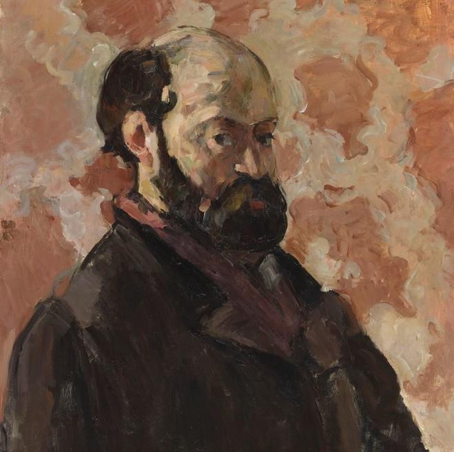 Portraits de Cézanne - Musée d'Orsay