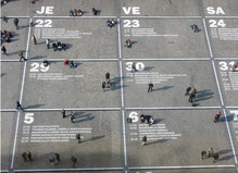 Regards Croisés, avec Pierre Leguillon - Micro Onde — Centre d'art contemporain de l'Onde