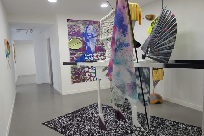Raphaël Barontini - CAC La Traverse, Centre d'art contemporain d'Alfortville