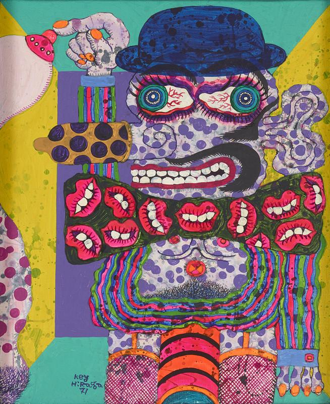 Key Hiraga / Tetsumi Kudo - Galerie Loevenbruck