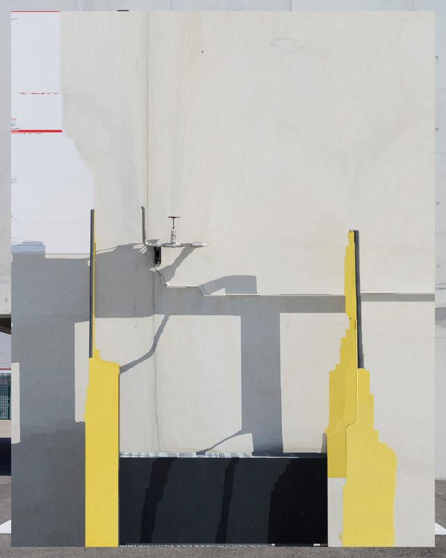 Mathieu Bernard-Reymond - Galerie baudoin lebon