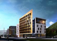 Daufresne, Le Garrec & associés architectes - La Galerie d'Architecture