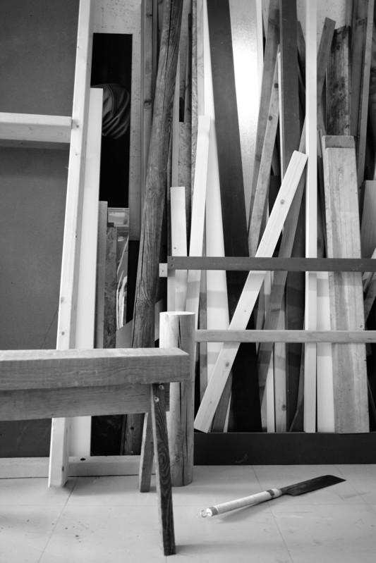 Du mobilier pour la Maison Jaune - Synesthésie ¬ MMAINTENANT