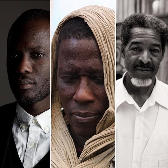 Kemi Bassene invite Wasis Diop et Filip Kantinol - Le Crédac