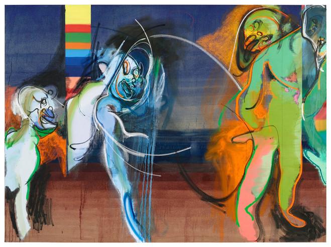 Daniel Richter - Galerie Thaddaeus Ropac Marais
