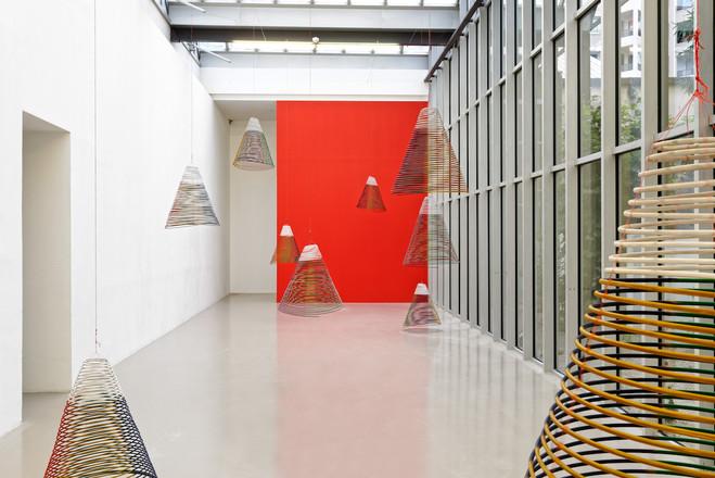 Charwei Tsai - Institut d'art contemporain de Villeurbanne