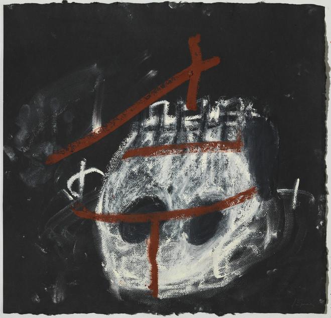 Antoni Tàpies - Galerie Lelong & Co