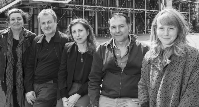 Prix Marcel Duchamp 2017 - Centre Georges Pompidou