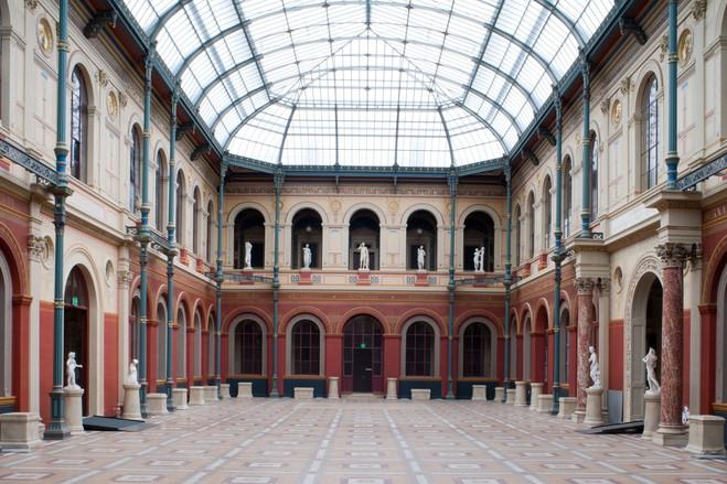 Per Kirkeby - Beaux-Arts de Paris – Palais des Études