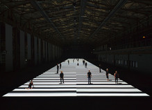 William Forsythe X Ryoji Ikeda - La Villette