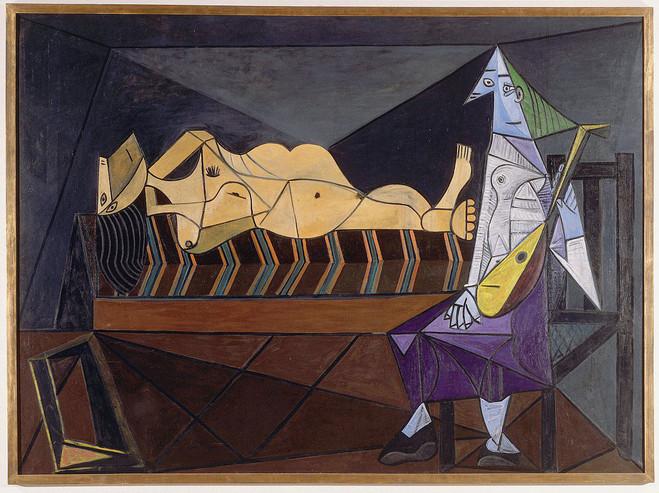Picasso 1947 - Musée Picasso