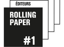 ROLLING PAPER #1 - Le BAL