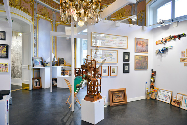 Outsider Art Fair 2017 - Hôtel du Duc