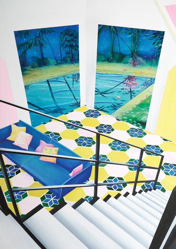 Marion Charlet - Galerie Virginie Louvet