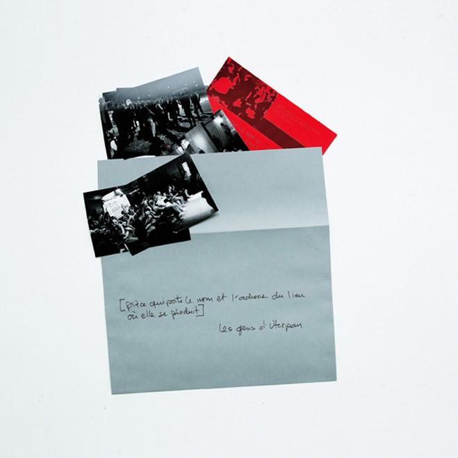 Annie Vigier et Franck Apertet (les gens d'Uterpan) - Salle Principale — la galerie