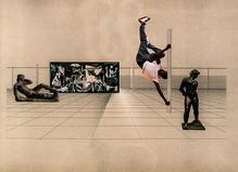 Artist Talk—Gerard & Kelly / Elisabeth Lebovici - Mona Bismarck American Center