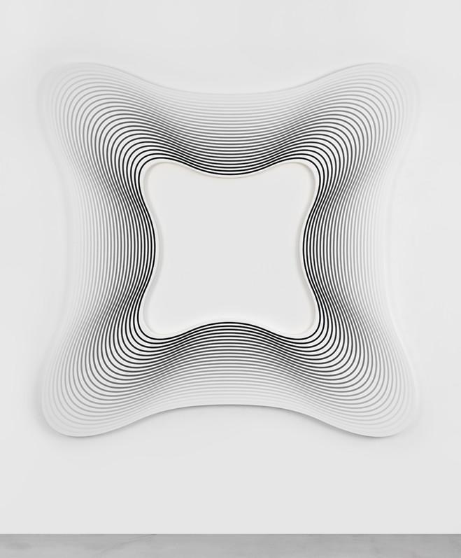 Philippe Decrauzat - Galerie Praz-Delavallade
