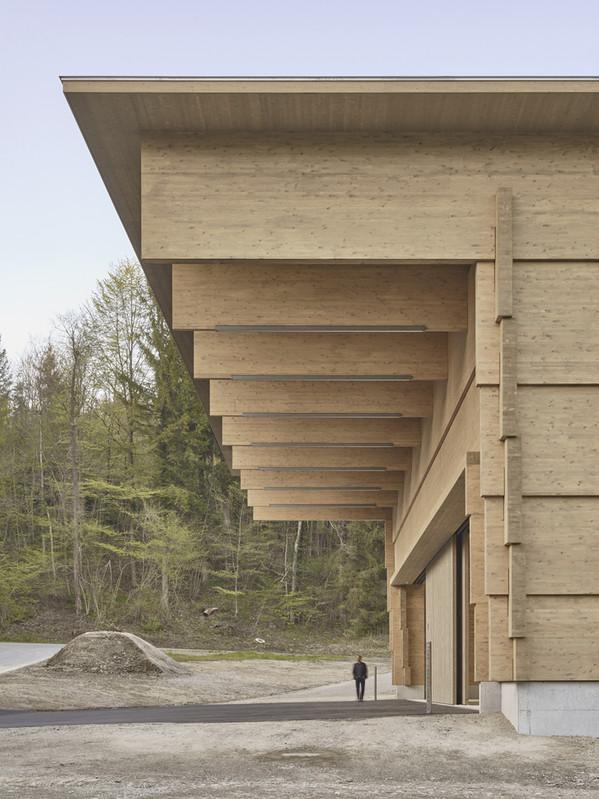Rossetti + Wyss Architekten - La Galerie d'Architecture